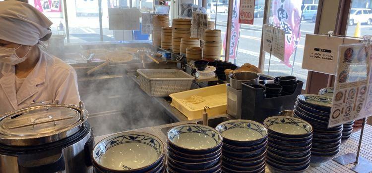 丸亀製麺(泉佐野店)3