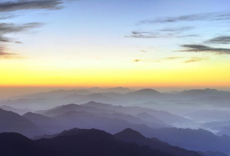 Qinling Mountains