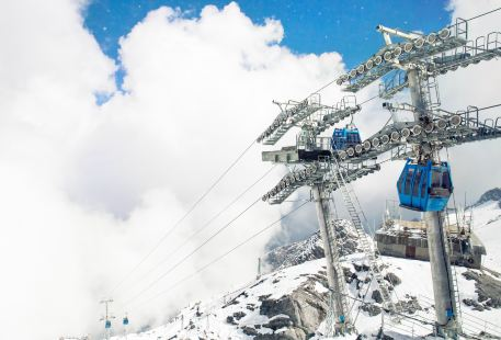 Yulong Snow Mountain Cableway