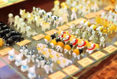 小樽音樂盒堂2號館古董博物館