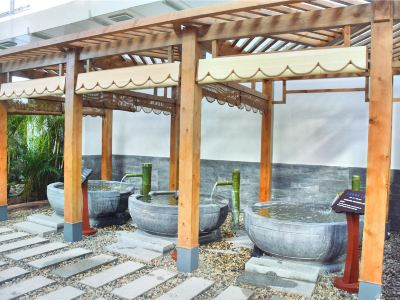Luxi South Memory Hot Spring Water World