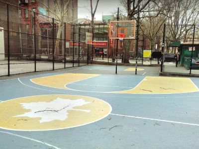 西四街籃球場