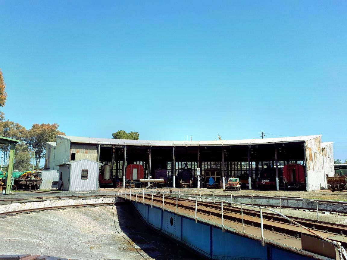 Cowra Roundhouse