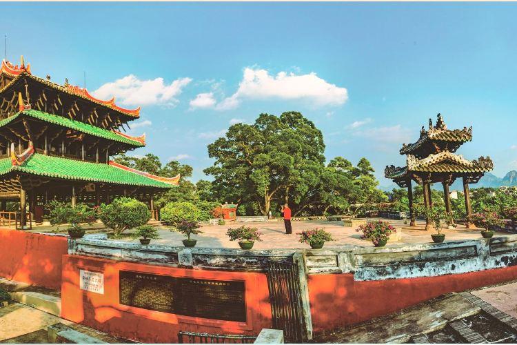 Rongzhou Ancient City3
