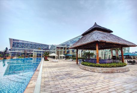Heilongtan (Black Dragon Beach) Paradise Island Water Park