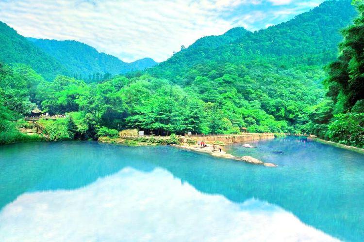 Qingyin Pinghu Lake