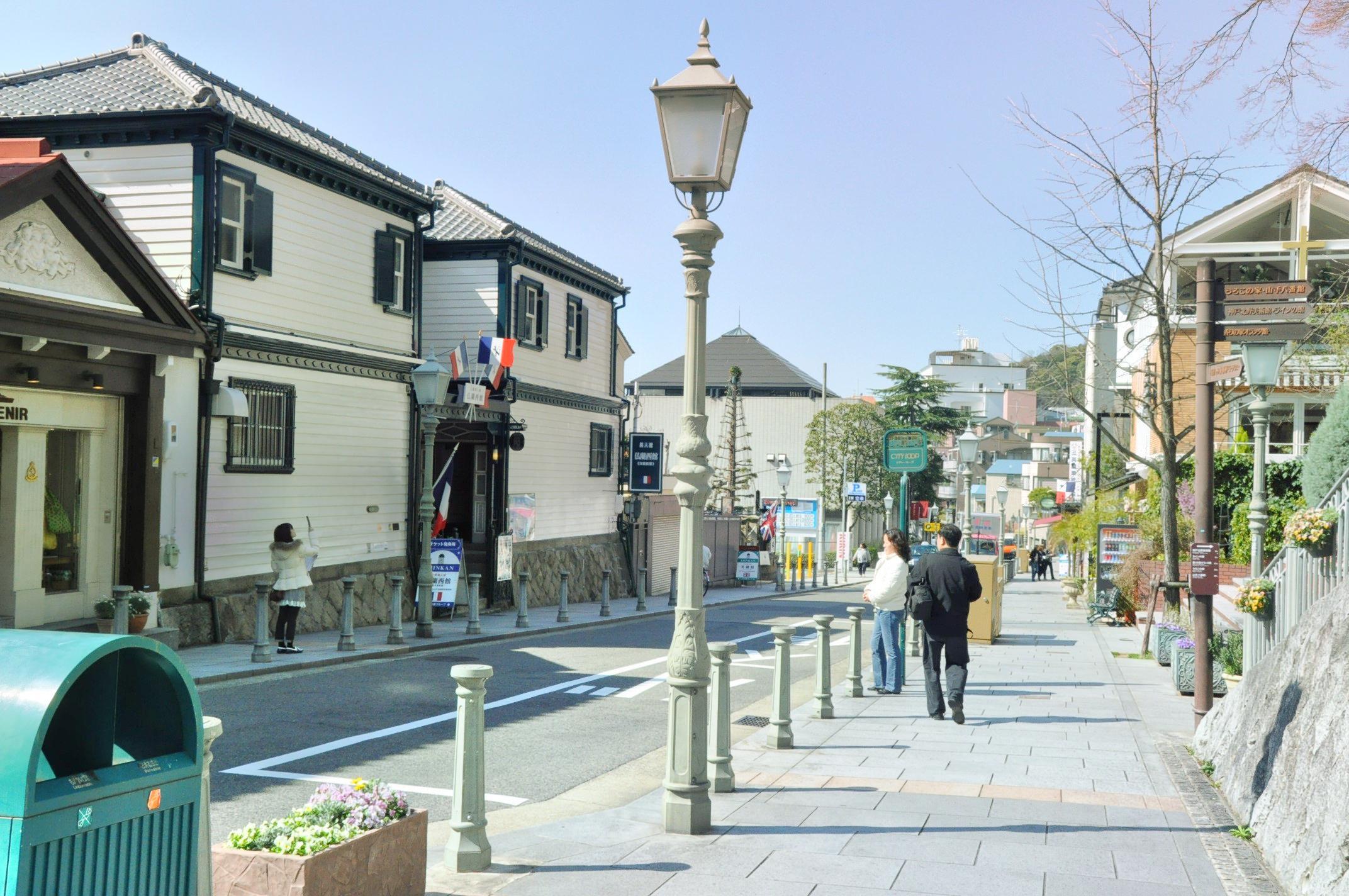 Kobe Kitano ijinkangai
