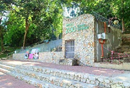 Mini Zoo Taman Teruntum