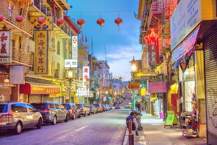 Ho Chi Minh's China Town