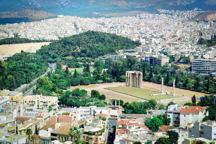 奧林匹亞宙斯神殿