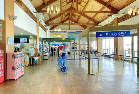 Road Station Ryuhyokaido Abashiri