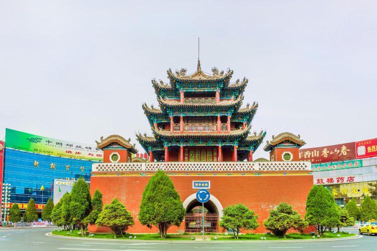 Zhongwei Drum Tower