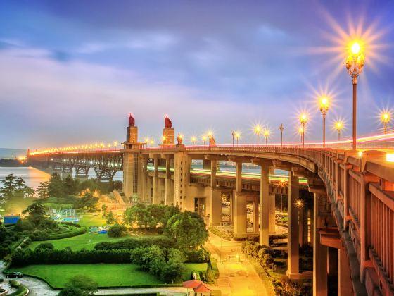 Nanjing Yangtze River Bridge