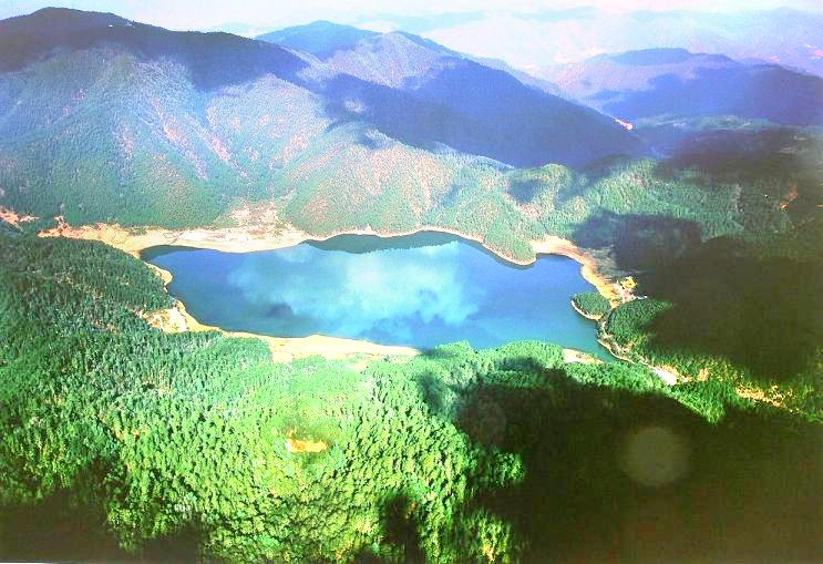 The Yunlong Heavenly Pond