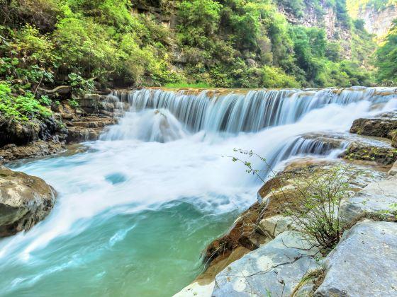 Baquan Gorge
