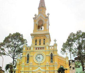 Catholic Church Huyen Sy