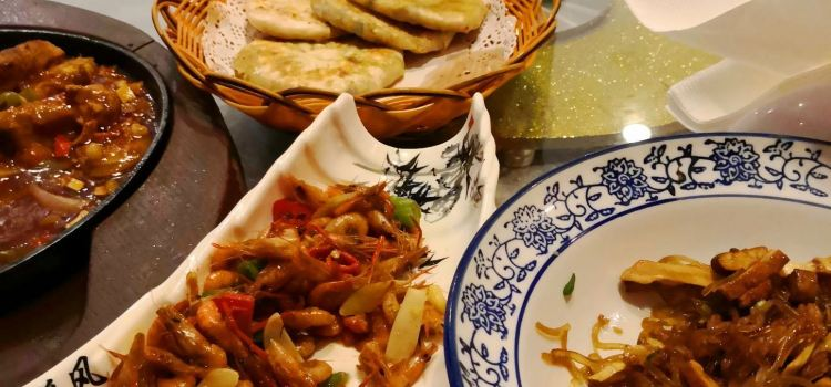 中國徽菜文化交流中心餐廳1
