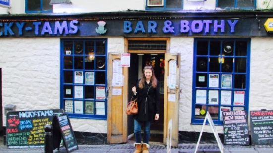Nicky Tams Bar & Bothy