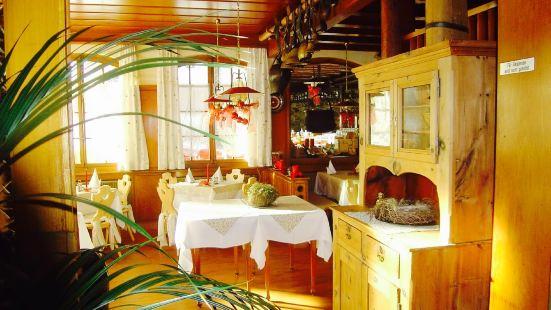 Restaurant La Grotte Hotel Blumental Murren