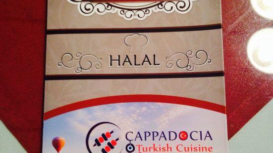 Cappadocia Turkish Cuisine