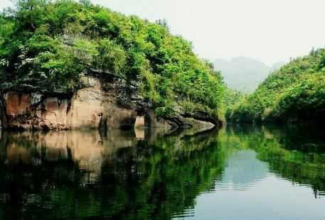Tianhu Sceneic Area