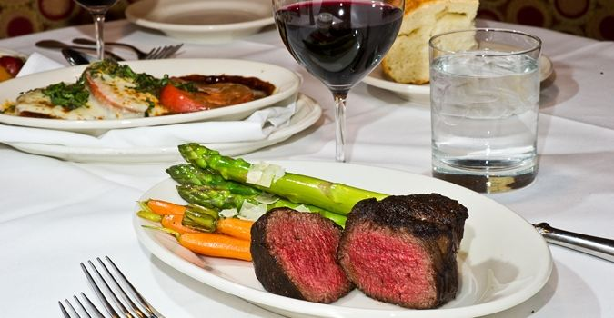 Spencer's for Steaks and Chops - Hilton Airport Seattle3