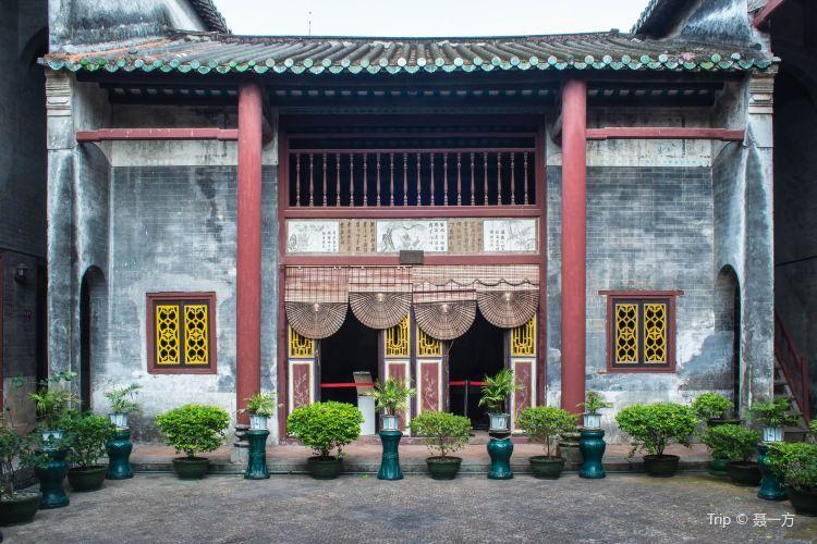 三宣堂(劉永福故居)3