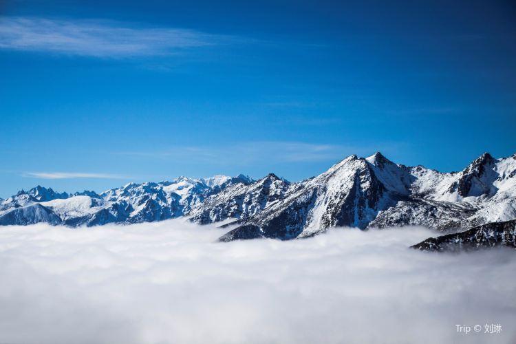 Zheduo Mountain4