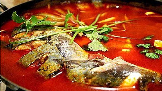苗嶺侗寨酸湯魚
