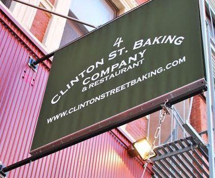 Clinton St. Baking Company & Restaurant1
