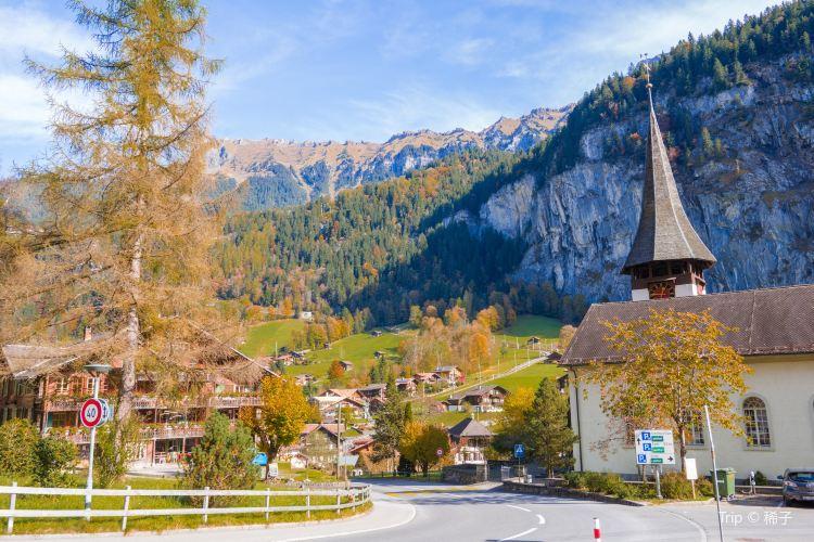 Lauterbrunnen Village1