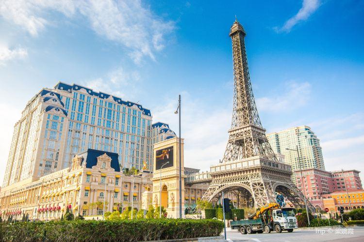 Macau Eiffel Tower1