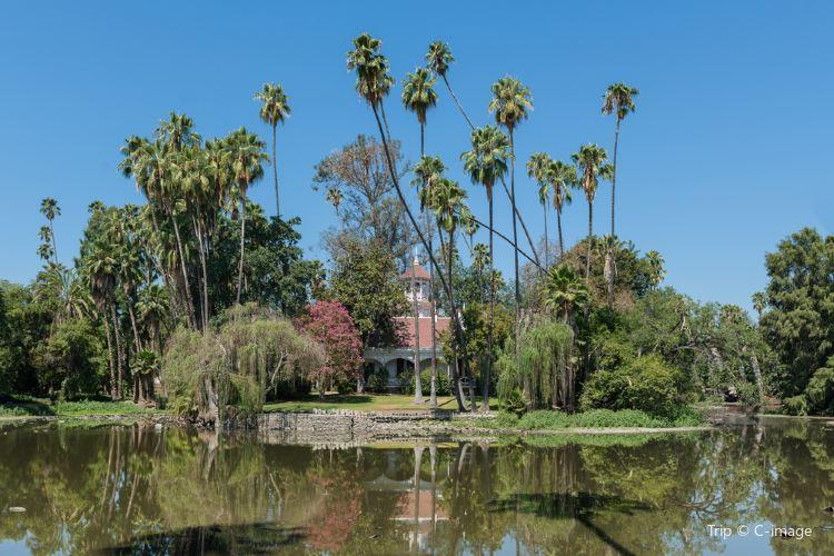 Los Angeles County Arboretum & Botanic Garden1