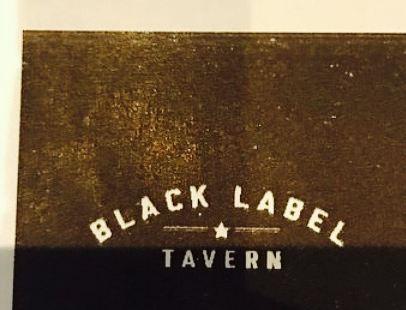 Black Label Tavern