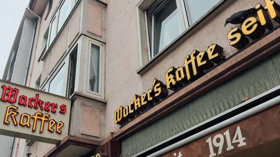 Wacker's Kaffee