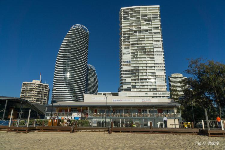 寬闊海灘2