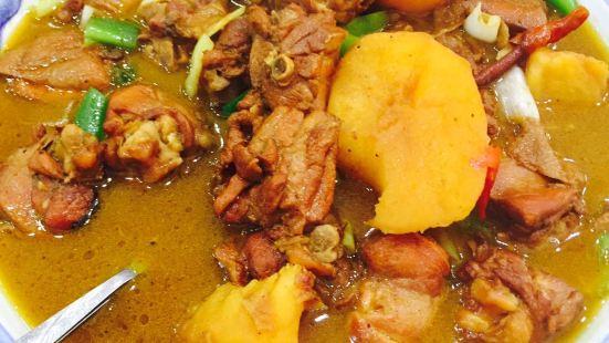 塔裡木(新疆)大盤雞風味美食