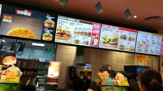 漢堡王(北美N1店)