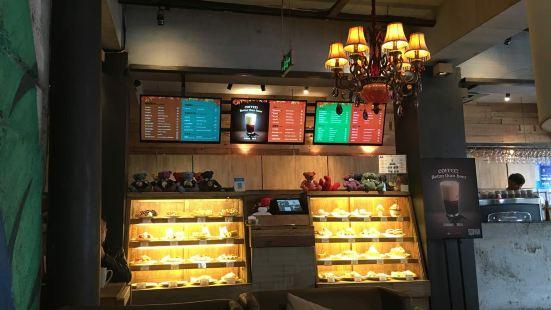 Maan coffee漫咖啡(延安路店)