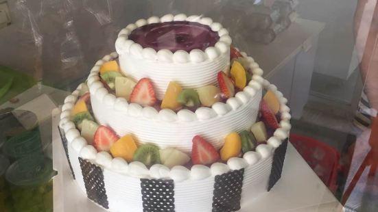 金時代蛋糕