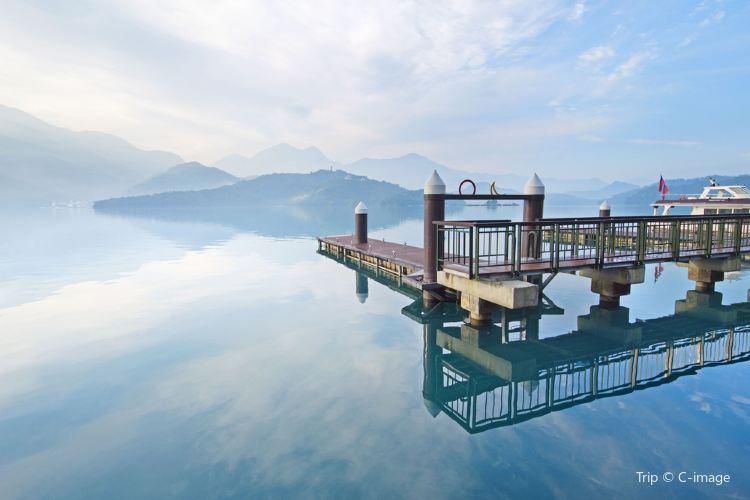 Sun Moon Lake3