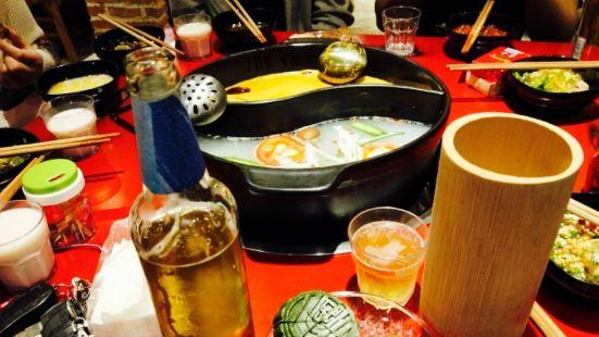 百味記小郡肝砂罐串串(漢街店)