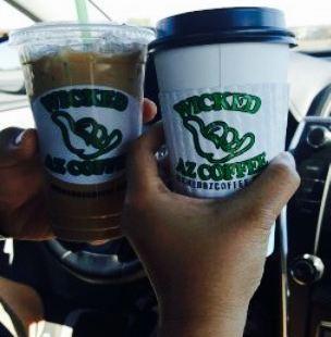 Wicked Az Coffee