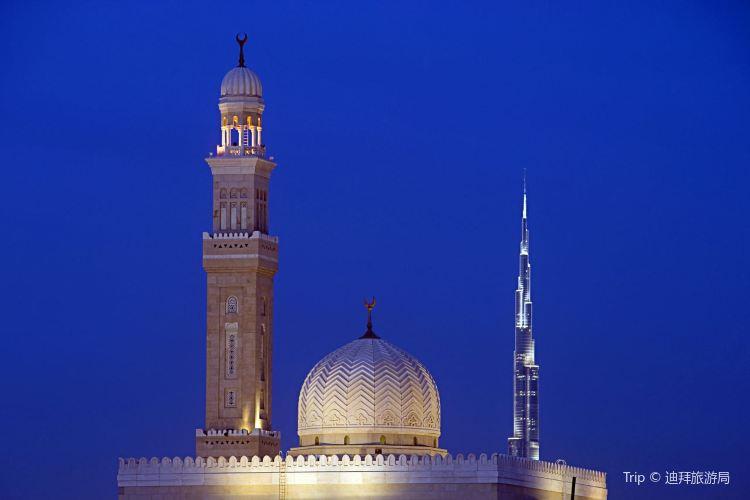 Jumeirah Mosque4