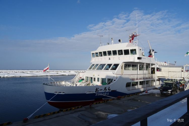 Abashiri Drift Ice Sightseeing & Icebreaker Ship1