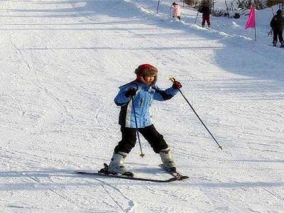 Mao'er Shan Hatiyuan Xiao Mountain Ski Field