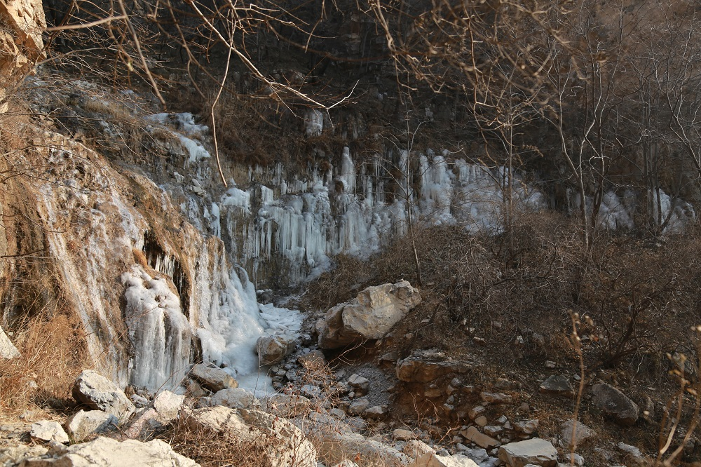 Qianfu Mountain Forest Park