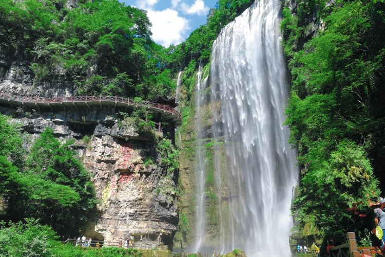 三峽大瀑布2