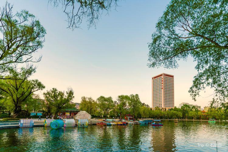 Liuhu Park1