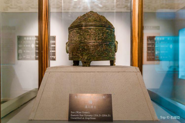 Pingliang Museum1